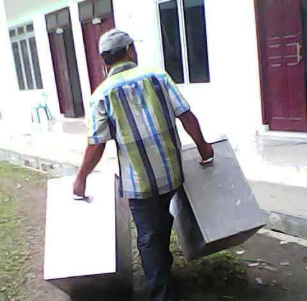 Logistik Pilkada Kembali Ditarik KPU Simalungun