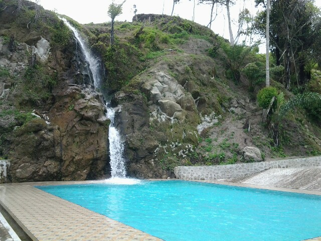 Image result for air terjun bukit gibeon