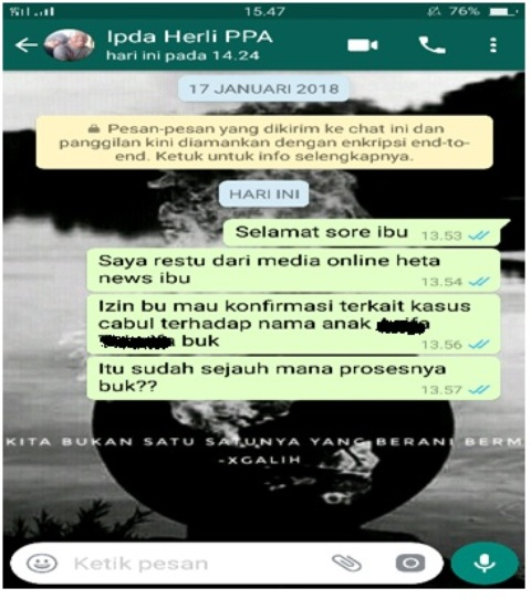 Contoh Surat Izin Tidak Masuk Sekolah Karena Sakit Lewat Whatsapp Nusagates