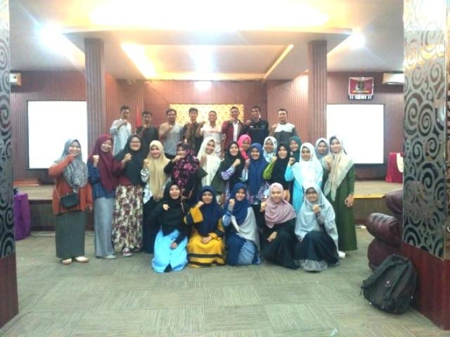 Fsldk Aceh Jalin Silahturahim Ke Ldk Fosil Universitas U Budiyah Indonesia