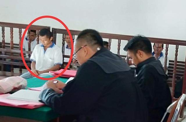 Warga Parapat Didakwa Jual Togel Kim Hongkong