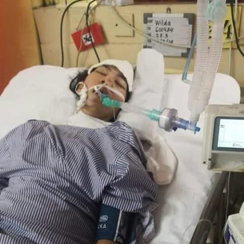 Alami Penyakit Serius Dan Dirawat Di Rs Malaysia Gadis Asal Siantar Butuh Bantuan