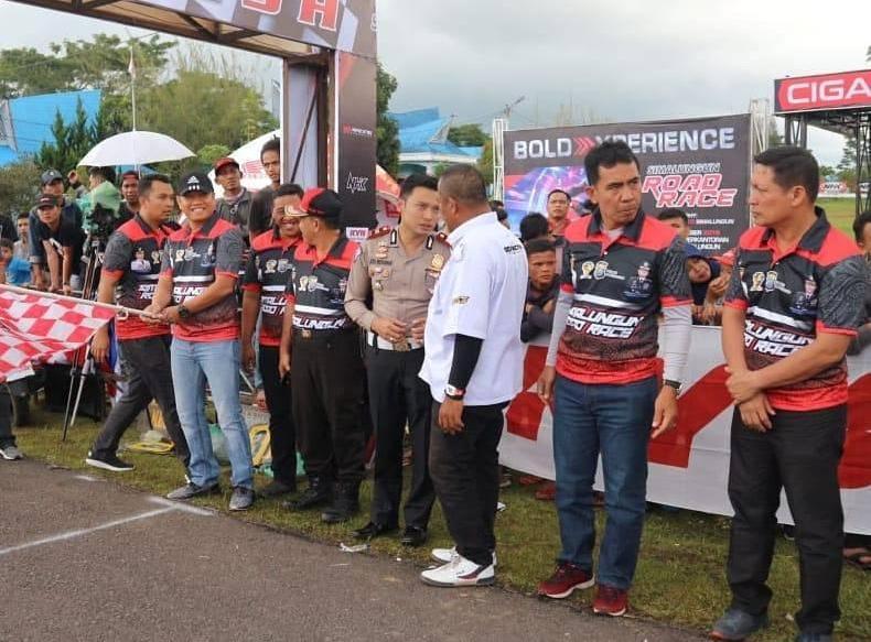 Hening Cipta untuk Afridza Jelang Balapan Simalungun Road ...