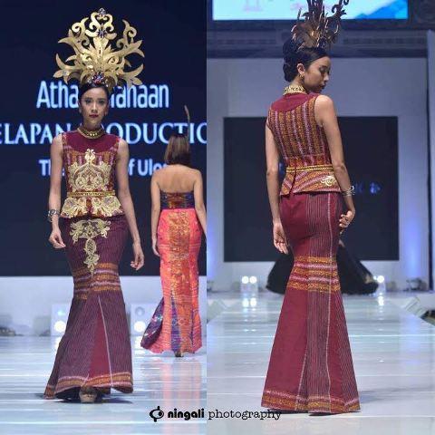 Ini Foto Karya Desainer Athan Siahaan